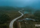 云雾缭绕的龟山寺,宛若仙镜——莆田·龟山