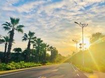 湄洲岛的风光