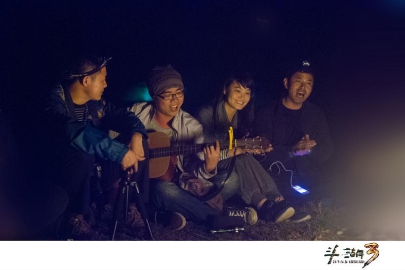 11月23、24日大洋乡斗湖登山露营活动招募中!