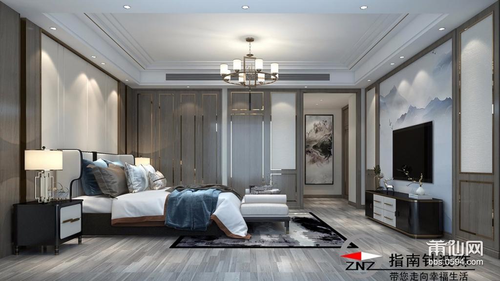 新中式主卧室.jpg