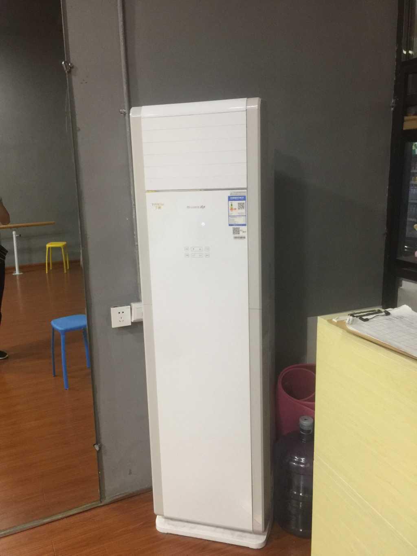 格力t爽立柜式冷暖空调