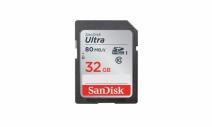 闪迪SD存储卡 32G