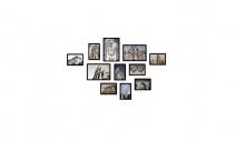 稀颜照片墙 11组合