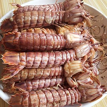 美味皮皮虾