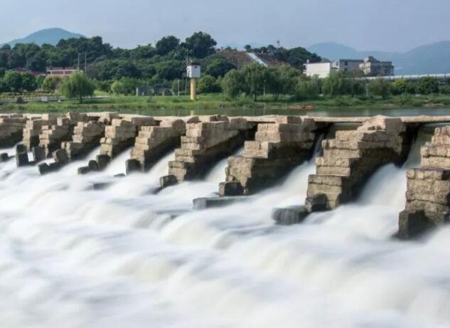 漂亮!莆田母親河——木蘭溪城區沿岸航拍